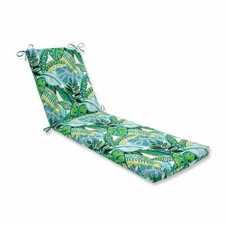 Bay Isle Home Hester Jungle Indoor/Outdoor Chaise Lounge Cushion