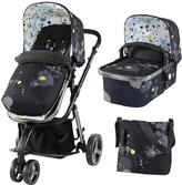 Cosatto Giggle 3-in-1 Pushchair - Berlin
