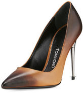 Tom Ford Degrade Leather 105mm Pump