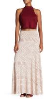 Rachel Pally Full Print Maxi Skirt