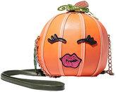 Betsey Johnson Kitsch Bets-O-Lantern Crossbody