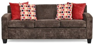 Audel Sofa Latitude Run Upholstery Color: Liberty Bayou/Benson Curty/Mallorca Laguna
