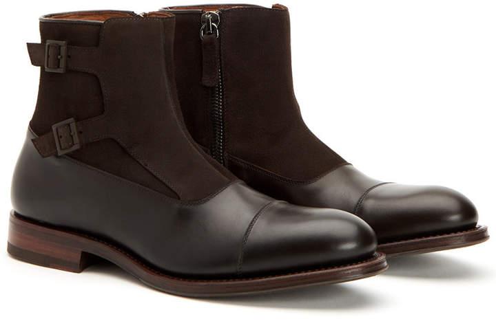 Aquatalia Men's Val Waterproof Leather Boot