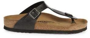 Birkenstock Women's Gizeh Birko-Flor T-Strap Sandals