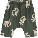 Bobo Choses Organic Cotton Bird Sirwal Pants