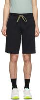 Paul Smith Black Cotton Jersey Shorts