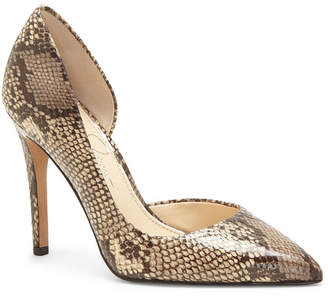Jessica Simpson Pheona D'Orsay High Heel Pumps Women Shoes