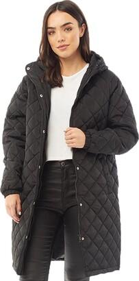 Brave Soul Ladie's Jacket RUSETTE Black UK 16
