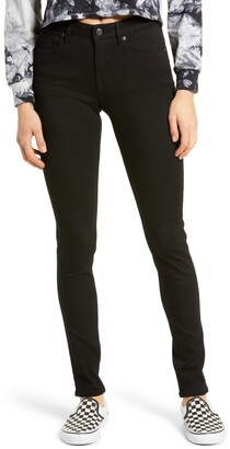 Vigoss Marley Mid Rise Skinny Jeans