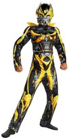 Transformers 4 Age of Extinction Boys' Bumblebee Muscle Costume
