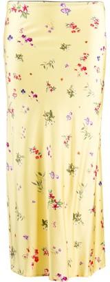 Andamane Bella floral-print skirt
