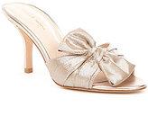 Pelle Moda Riri Bow Detail Dress Slides