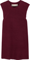By Malene Birger Darlis ribbed linen and cotton-blend tunic
