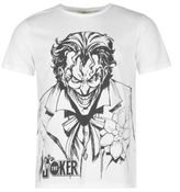 Character Mens T Shirt Iconic Print Casual Short Sleeve Crew Neck Tee