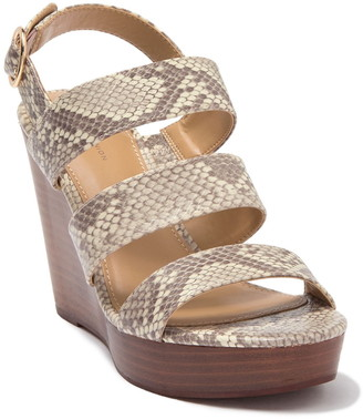 14th & Union Narissa Slingback Wedge Sandal