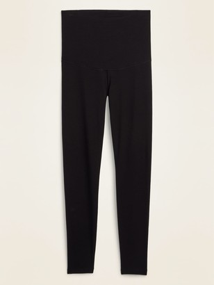 Old Navy Maternity Full Panel Post-Partum Support Leggings