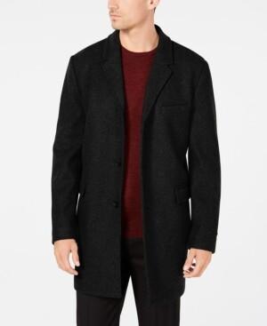 Michael Kors Men's Ghent Slim-Fit Topcoat