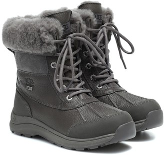 UGG Adirondack III leather ankle boots