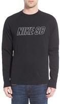 Nike SB 'Everett Reveal' Embroidered Sweatshirt