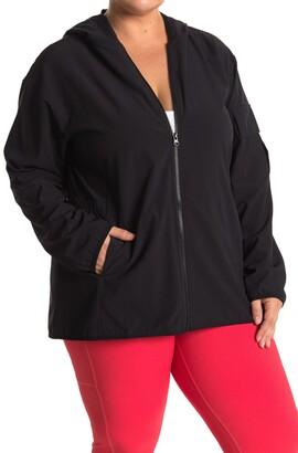 Z By Zella Urban Trail Hooded Jacket