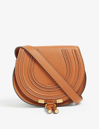Chloé Marcie leather cross-body bag