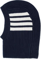 Thom Browne ribbed cashmere balaclava