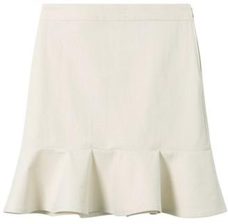 Vanessa Bruno Cotton Nazra mini-skirt