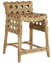 "Arteriors Richmond Bar & Counter Stool Seat Height: Bar Stool (29"" Seat Height), Color: Brown"