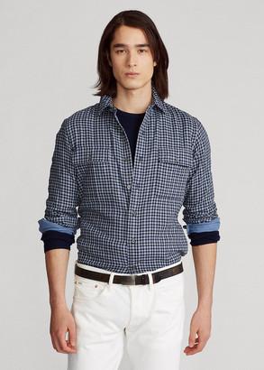 Ralph Lauren Classic Fit Plaid Shirt