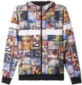 Adidas Originals Back To School Reversible Summer Jacket Multicolour/legend Ink