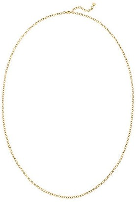 Temple St. Clair 18K Yellow Gold Round-Link Long Chain
