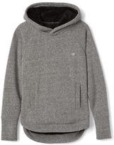 Gap GapFit kids cozy hi-lo hoodie