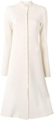 Beaufille Giotto button-down dress