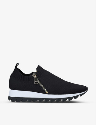 DKNY Azza knitted sock trainers