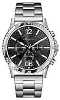 Caravelle Men's Stainless Chronograph BraceletSport Watch
