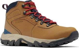 Columbia mens Newton Ridge Plus Ii Waterproof Boot Hiking Shoe