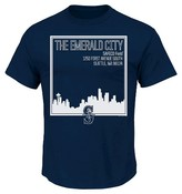 Seattle Mariners Men's Skyline T-Shirt