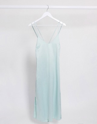 4th + Reckless 4th & Reckless slip cami dress in mint