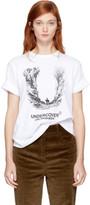 Undercover White U Logo T-shirt