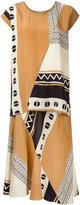 Nehera multi print dress