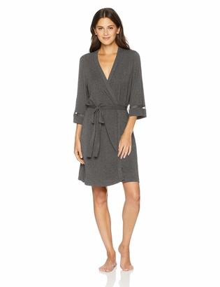 PJ Salvage Women's Basics Bath Robe