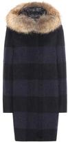 Woolrich Allgood fur-trimmed coat