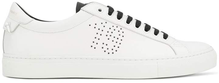 Givenchy 1952 perforated sneakers