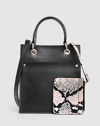 Belle & Bloom Charm Your Way Mini Tote Bag