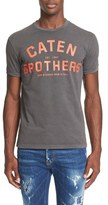 DSQUARED2 Men's Caten Brothers Graphic T-Shirt