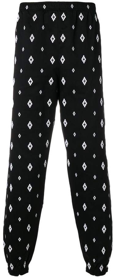 Marcelo Burlon County of Milan Cross track trousers