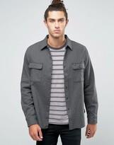 Brixton Donez Flannel Shirt In Regular Fit