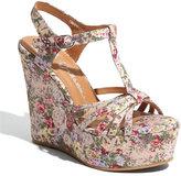 'Swansong' Wedge Sandal