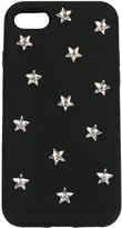 Stella McCartney Stars embellished iPhone 7 case - women - Polyester - One Size