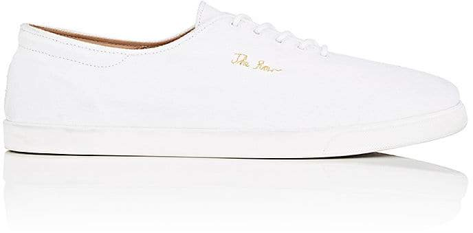 The Row Women's Dean Canvas Sneakers